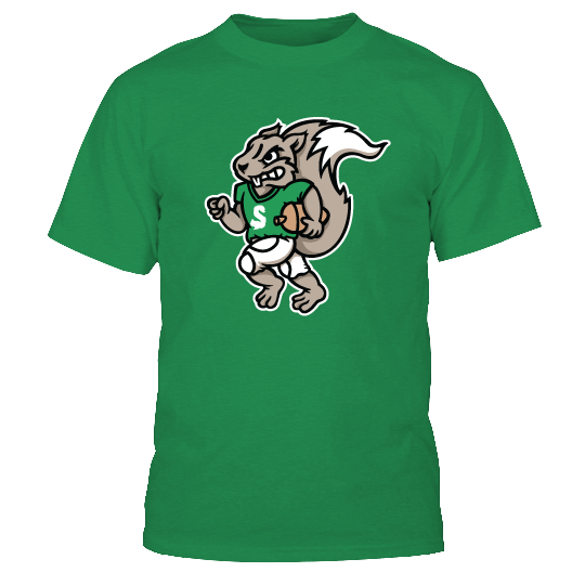 Michigan State Squirrels T-Shirt